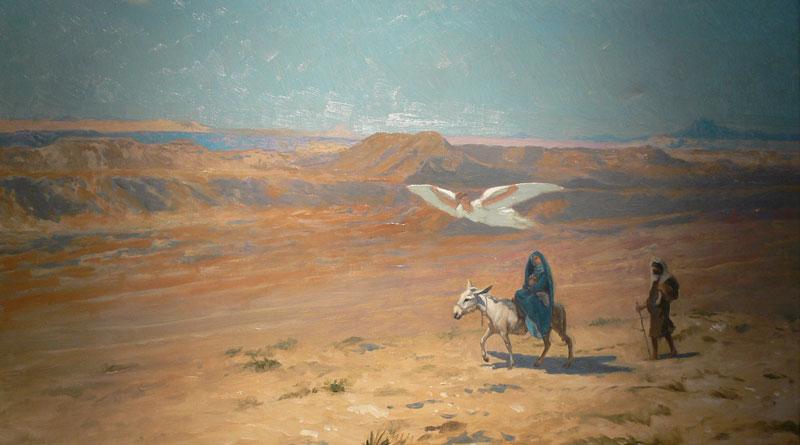 Втеча в Єгипет