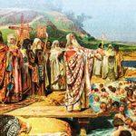 Чин відновлення хресних обітів з нагоди 1025-річчя Хрещення Руси-України