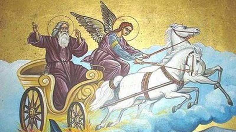 Завтра, 2 серпня- День пророка Іллі