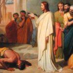 І Глава. Марка 1;40-45