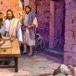 ІІ Глава. Марка 2;13-17