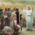 ІІІ Глава. Марка 3;13-19