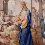 V Глава. Марка 5, 35-43
