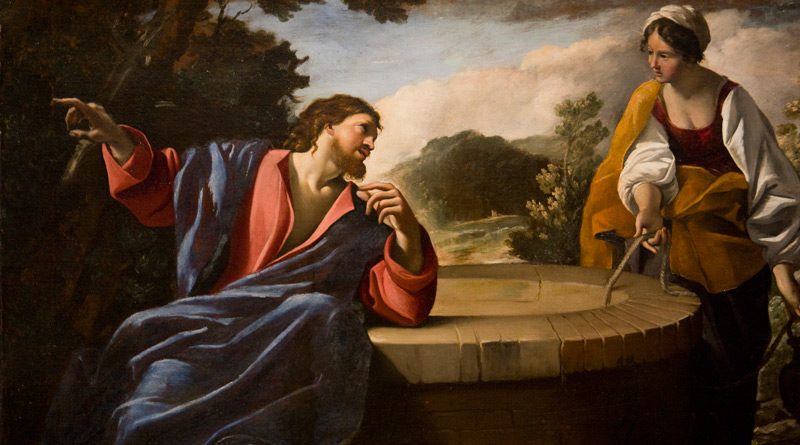 Кілька думок над Євангелієм неділі самарянки