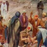 Нотатки для проповіді на Четверту неділю Великого посту