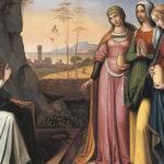 Нотатки для проповіді на Неділю Мироносиць