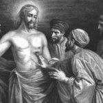 Нотатки для проповіді на Томину Неділю