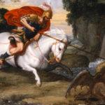 Великомученик Юрій – святий із Ліванських гір