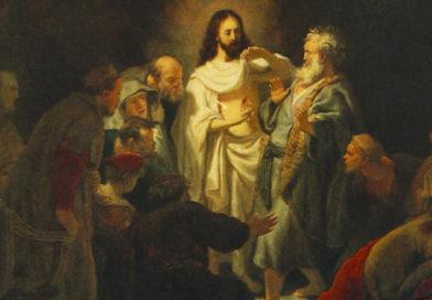 Апостол Тома та сила Христової любові