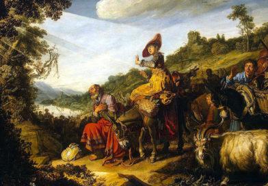 Слабкість Авраама (продовження)