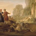 Авраам та його племінник.