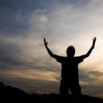 Коли наші очі повні сліз, підведімо їх до Господа