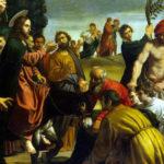 Тріумфальний в'їзд в Єрусалим до Ісуса