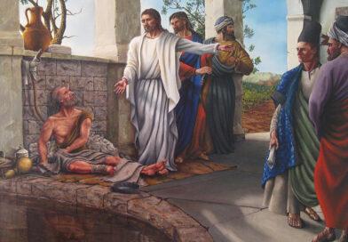 Проповідь на неділю розслабленого