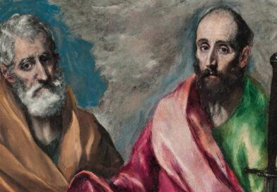 Роздуми на свято апостолів Петра та Павла