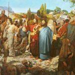 Проповідь на притчу про запрошених на банкет