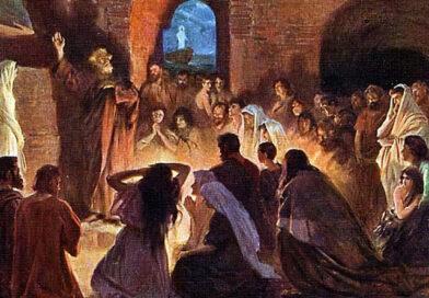 Пророчі слова із книги Діянь промовляють до нас