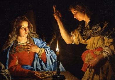 Роздуми на свято Благовіщення